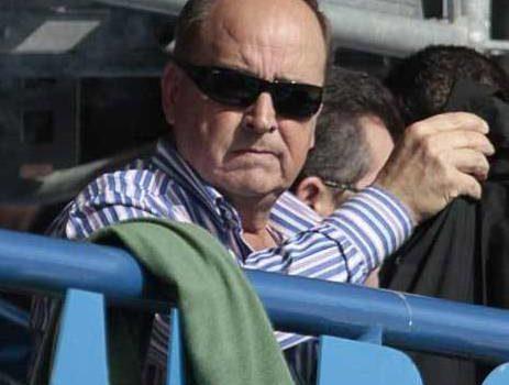 """Bermejo: """"Es inviable salir en Segunda B… pero si sale un socio…"""""""