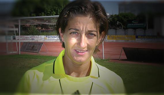 """Paloma Quintero Siles:"""" Entré en el arbitraje por casualidad"""""""