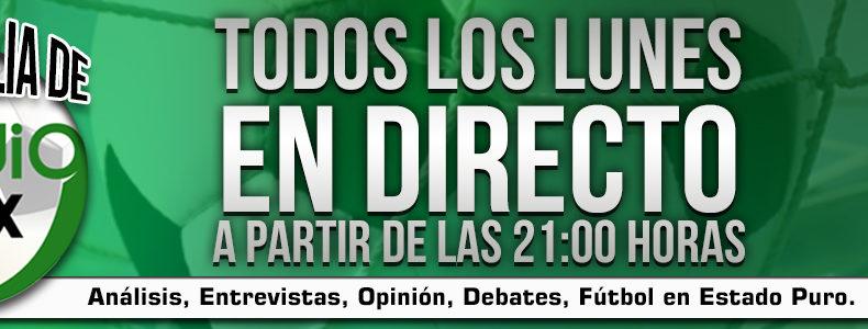 LA TERTULIA DE RADIOGOLEX 05-05-14
