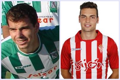 Jairo y Espinar, primeras caras del CF Villanovense