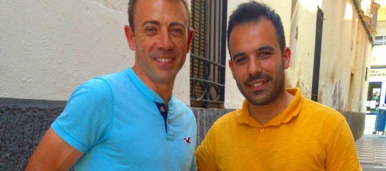 Radiogolex con Paco de Miguel