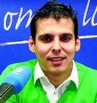 """Isaac Fouto: """"La gente en Extremadura tiene ganas de fútbol"""""""