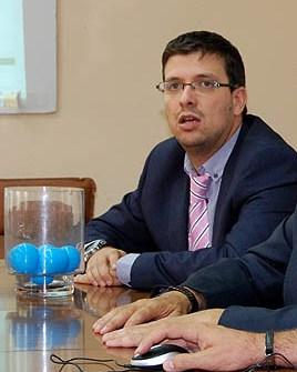 Alberto Montes, secretario de la FEXF, responde al Fútbol Extremeño