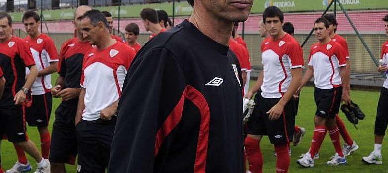 Declaraciones del Cuco Ziganda, técnico Bilbao Athletic