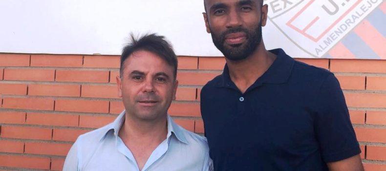 """Kanouté: """"El Extremadura UD merece estar más arriba"""""""