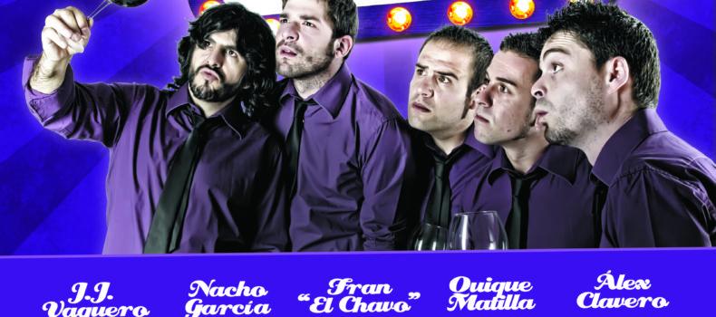 El espectáculo cómico 'Humor de protección Oficial' de J.J. Vaquero llega al Palacio de Congresos de Badajoz