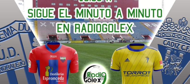 MINUTO A MINUTO: EXTREMADURA UD vs CÁDIZ (Jornada 9 – Liga 123)