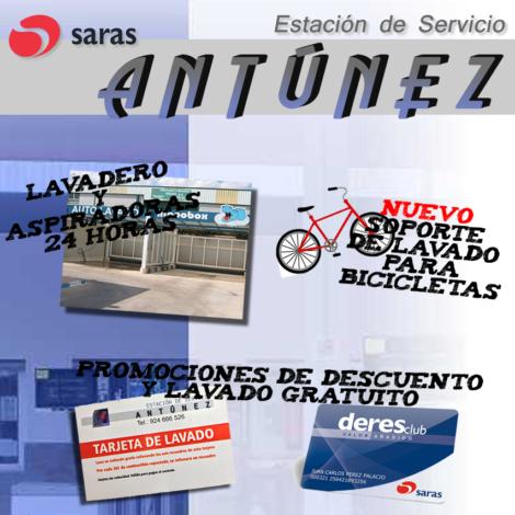 ESTACIÓN SERVICIO ANTÚNEZ