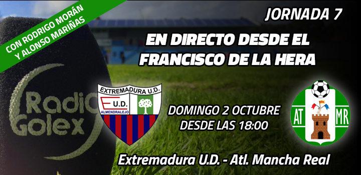 PRÓXIMO DIRECTO:  Córdoba B vs Extremadura UD