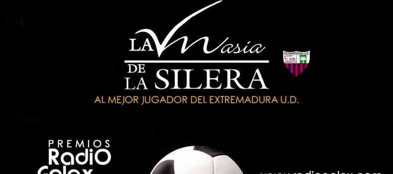 TROFEO JUGADOR CON SABOR 'LA MASÍA DE LA SILERA'