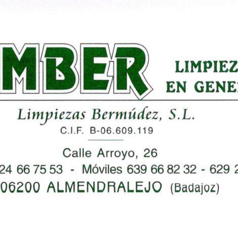LIMPIEZAS LIMBER