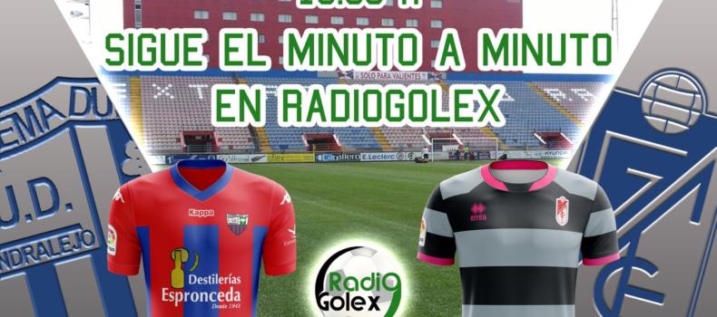 MINUTO A MINUTO: EXTREMADURA vs GRANADA (Jornada 4 – Liga 123)