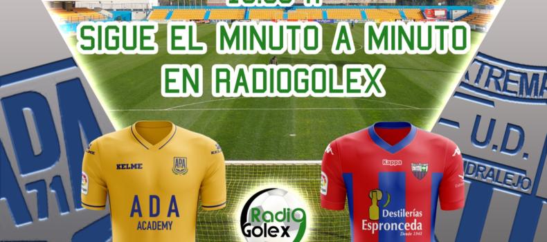 MINUTO A MINUTO: ALCORCÓN-EXTREMADURA (Jornada 39 – Liga 123)