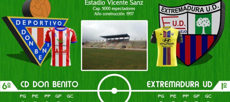 DIRECTO: Don Benito-Extremadura | 18 Octubre