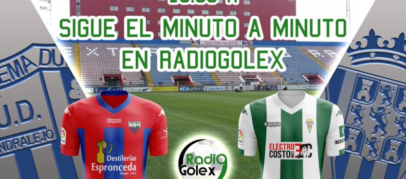 MINUTO A MINUTO: EXTREMADURA vs CÓRDOBA (Jornada 29 – Liga 123)