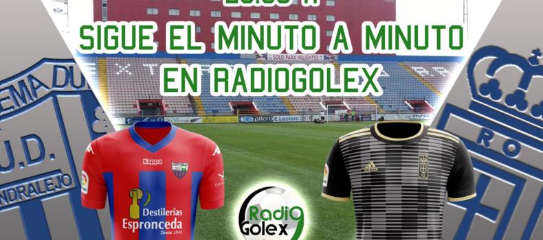 MINUTO A MINUTO: EXTREMADURA vs OVIEDO(Jornada 22 – Liga 123)
