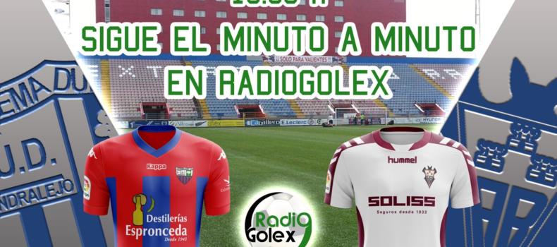 MINUTO A MINUTO: EXTREMADURA UD vs ALBACETE (Jornada 11 – Liga 123)