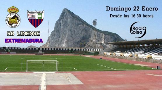 PRÓXIMO DIRECTO:  RB Linense vs Extremadura