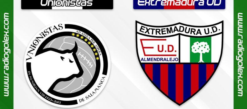 Partidazo: Unionistas – Extremadura UD