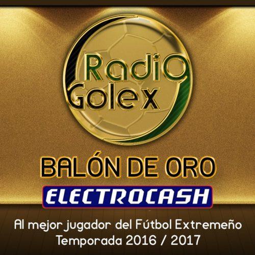 Balón de Oro Electrocash 2017