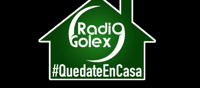 Radiogolex: #QuedateEnCasa