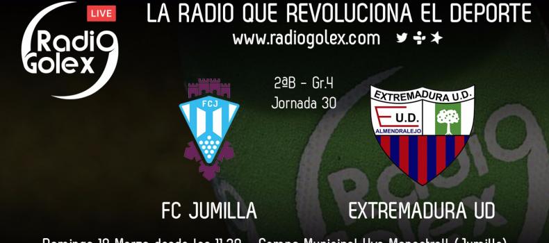 DIRECTO: JUMILLA vs EXTREMADURA – Jornada 30