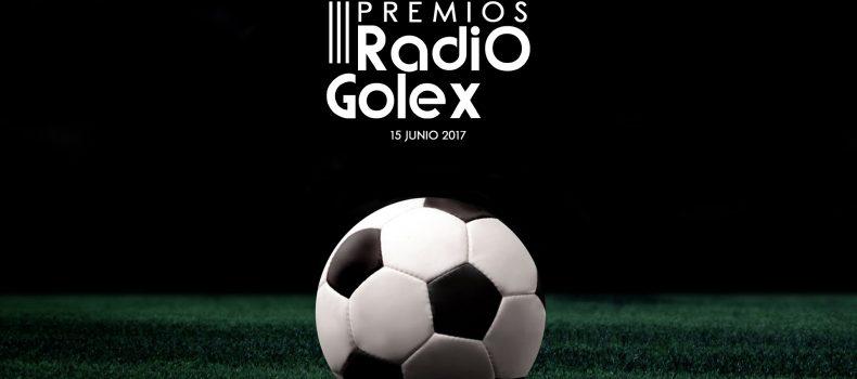 Los III Premios Radiogolex reconocen a los mejores del fútbol extremeño