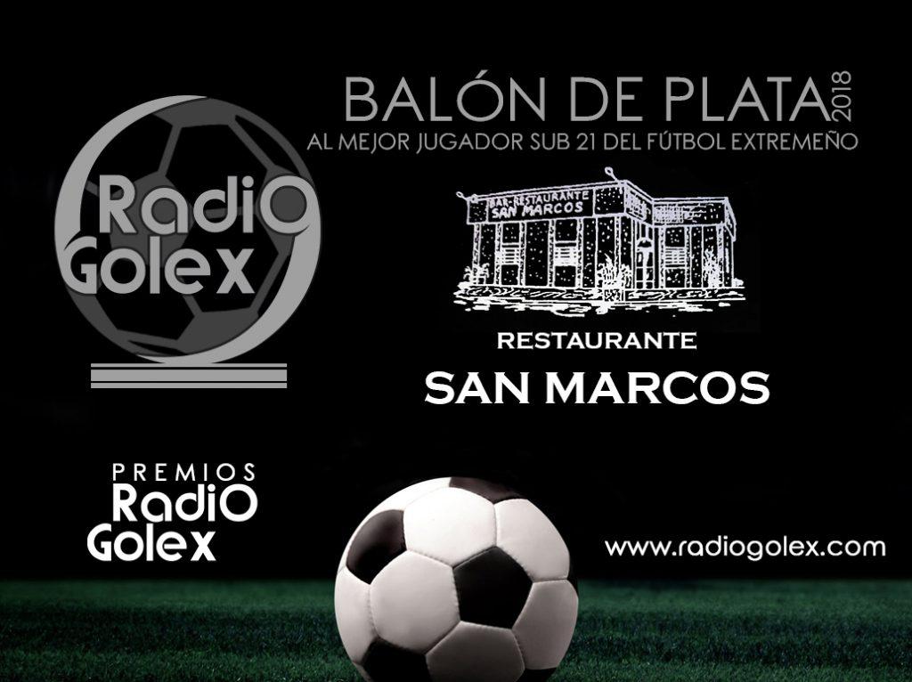 Balon De Plata San Marcos 2018 Radiogolex
