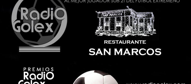 BALÓN DE PLATA 'SAN MARCOS' 2018