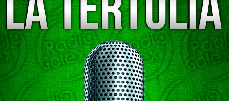 TERTULIA RADIOGOLEX – 09-04-18