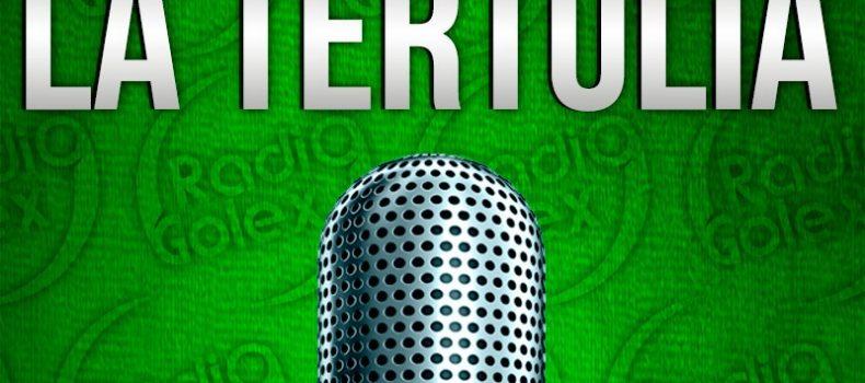 LA TERTULIA RADIOGOLEX | 21-08-17