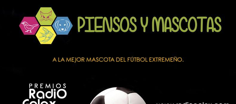 TROFEO PIENSOS Y MASCOTAS – A LA MEJOR MASCOTA DEL FÚTBOL EXTREMEÑO 17 18