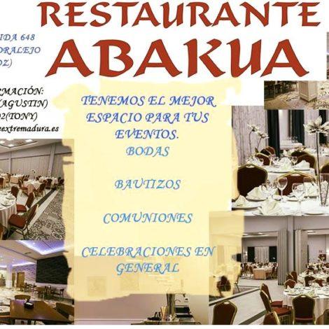 RESTAURANTE ABAKUA