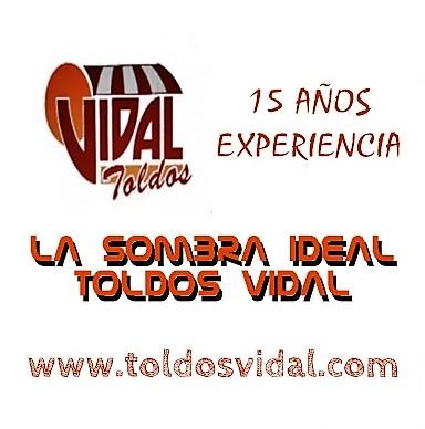 TOLDOS VIDAL