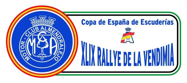 ESPECIAL 49 RALLYE DE LA VENDIMIA – RG MOTOR