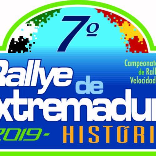 RALLYE HISTÓRICO EXTREMADURA 2019