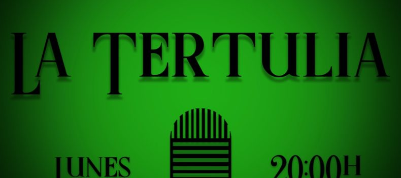 TERTULIA RADIOGOLEX 28-09-20