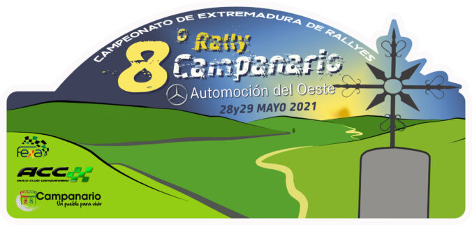 Los sonidos del Rallye de Campanario 2021