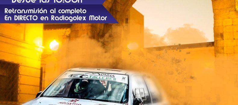 DIRECTO: Rallye Mérida Patrimonio de la Humanidad